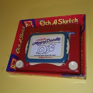 Etch A Sketch/Magna Doodle Combo